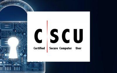 Certified Secure Computer User (CSCU) – OFFICIAL EC-COUNCIL COURSE